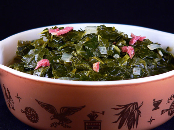 recipe: simple collard greens recipe vinegar [14]