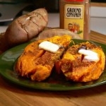Baked Sweet Potatoes Recipe