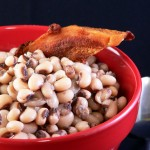 Southern Black Eye Peas Recipe