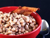 Southern Black Eye Peas Recipe