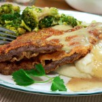 Chicken Fried Steak Recipe with Gravy
