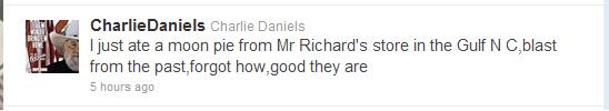 Charlie Daniels superbowl bet