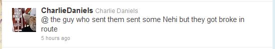 Charlie Daniels Super Bowl bet