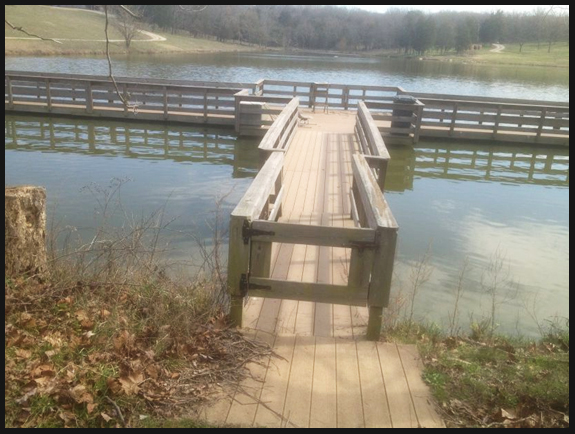 Charlie Daniles - fishing pier
