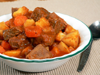 Home Made Beef Stew Recipe