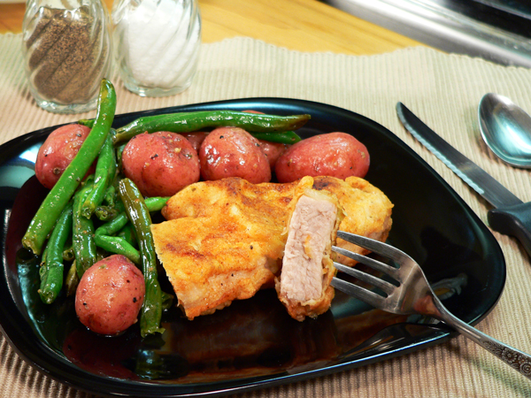 Fast fry pork loin recipes