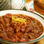 Baxter's Chili Con Carne Recipe