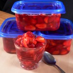 How To: Freeze Strawberries In Sugar