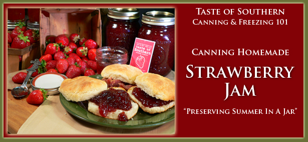 How To Make Strawberry Jam