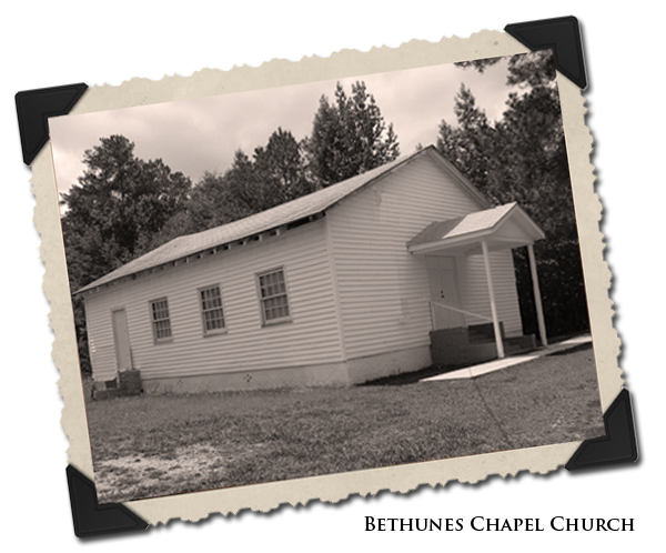 Bethunes Chapel Church