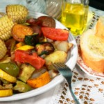 Roasted Vegetables,