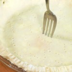 Basic Pie Crust Recipe, made from scratch.