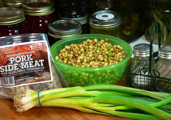 Fresh Field Peas Recipe : Taste of Southern