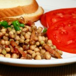 Fresh Field Peas Recipe