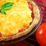 Taste of Southern - Tomato Pie Recipe