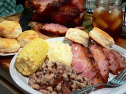 Baked Picnic Ham Recipe