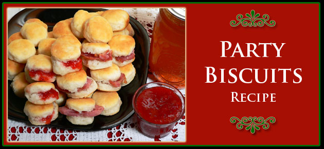 Mini Biscuits Recipe, slider