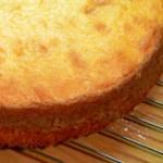 Basic Cake Layer, printable recipe.