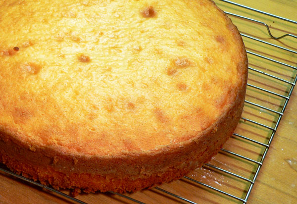 Basic Cake Layers, serve
