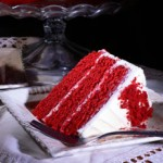 Red Velvet Cake Recipe, adapted from Adams Extract Company recipe.