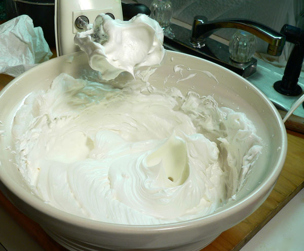 Seven Minute Frosting Recipe : Taste of Southern