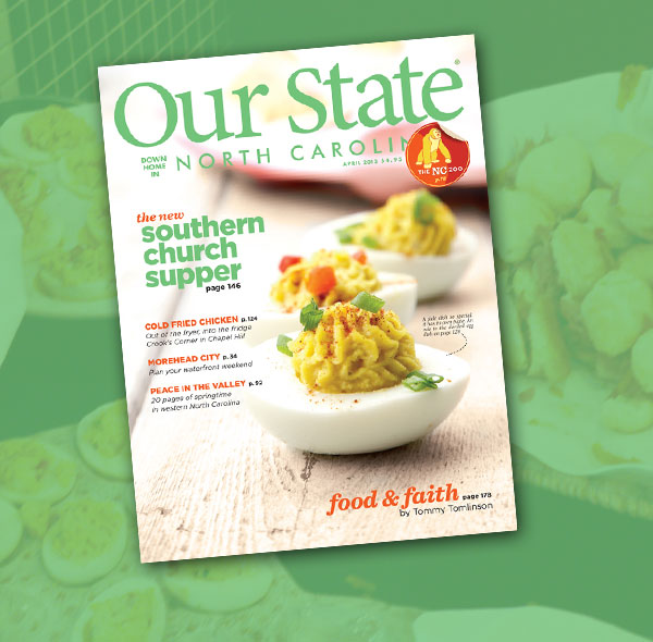 Our State Magazine, April Issue