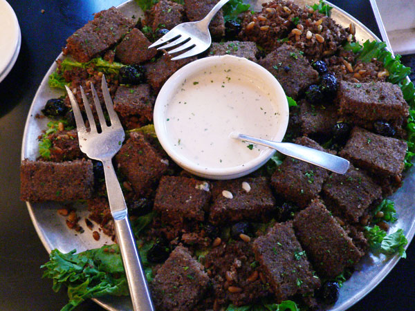 Our State Launch Party, kibbe