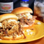 Oven pulled pork bbq, printbox