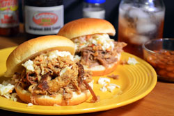 Pulled Pork BBQ in the oven Recipe