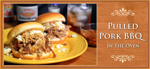 Pulled Pork, slider
