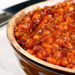 Baked Beans, made from scratch. Full recipe at Taste of Southern . com.