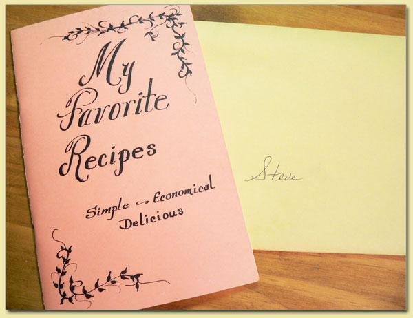 Blueberry Bread, Genelles cookbook.
