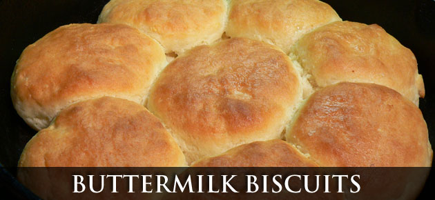 Buttermilk Biscuits, slider