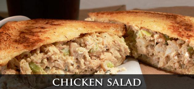 Homemade Chicken Salad recipe.