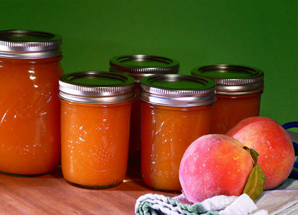 Peach Butter on Taste of Southern.com