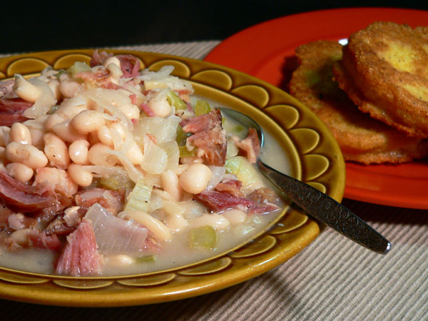Ham Bone Beans recipe on Taste of Southern . com