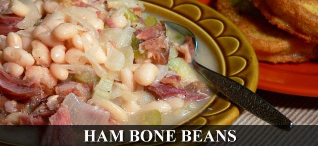 Ham Bone Beans, slider.