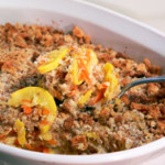 Squash Casserole, serve and enjoy.