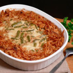 Green Bean Casserole on Taste of Southern website.