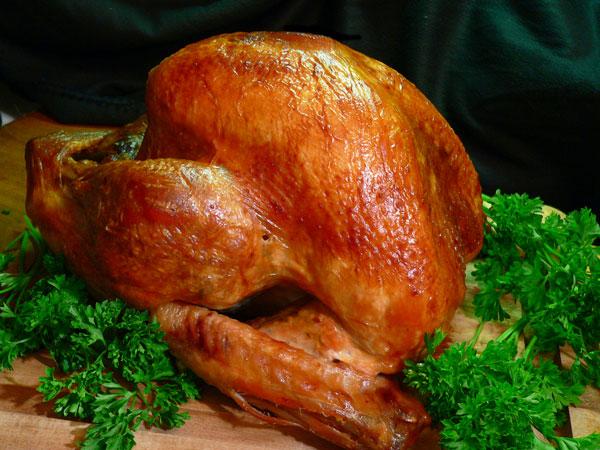 Roast Turkey, enjoy.