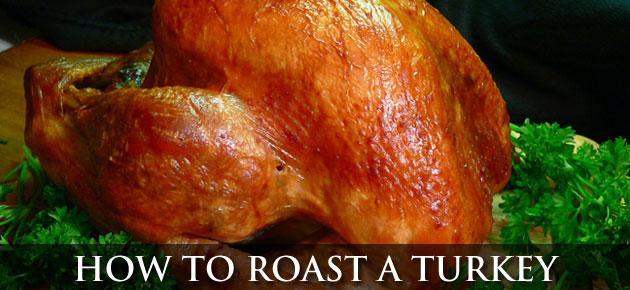 Roast Turkey, slider.