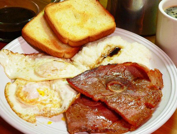 Country Ham, serve and enjoy.
