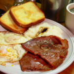 Country Ham and Red Eye Gravy recipe as seen on Taste of Southern.
