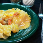 Cabbage Casserole, with printable recipe, as seen on Taste of Southern.com.