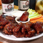 Dimples BBQ Chicken Wings printable recipe as seen on Taste of Southern.com.