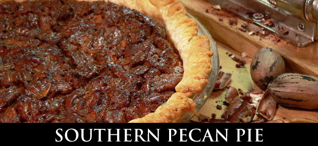 Southern Pecan Pie recipe, slider.
