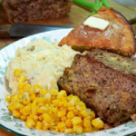 Neese's Sausage and Beef Meat Loaf recipe from Taste of Southern.