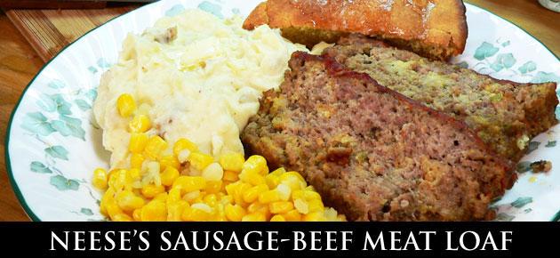Sausage-Beef-Meatloaf, slider.