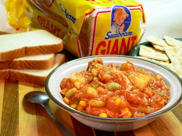 Brunswick Stew Recipe, as seen on Taste of Southern.