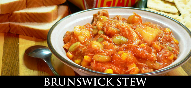 Brunswick Stew, slider.